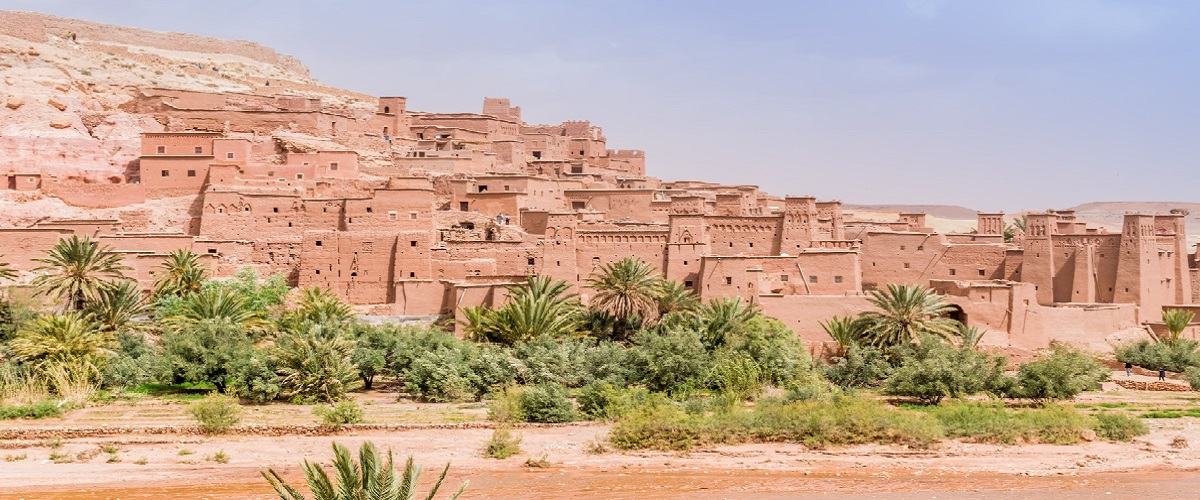 3 Days  Fes To Marrakech via desert